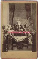 Grand CDV-(CAB) Mausolée Du Maréchal Maurice  De Saxe à Strasbourg-général Des Camps Et Armées De Louis XV - Fotos