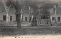 CPA SMYRNE - Fontaine Dans L' Intérieur D'une Mosquée - Turquie