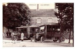 Pouilly Sur Saonestation Des Autobus - Frankrijk