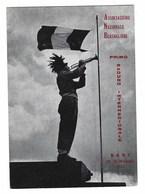 2549 - ASSOCIAZIONE NAZIONALE BERSAGLIERI PRIMO RADUNO INTERREGIONALE BARI 1971 - Reggimenti