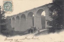 DARNEY (Vosges): Le Pont Tatale - Darney