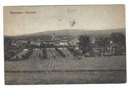 2551 - MARSCIANO PANORAMA PERUGIA 1924 - Italia