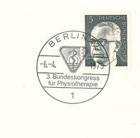 1 Berlin 1975 Bundeskongress Physiotherapie - Heinemann - Medizin