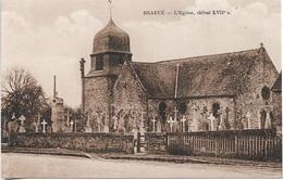 35 - BEAUCÉ - L'Église ) Début XVII ème Siècle - Cpa - Vierge  - - Francia