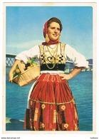 Viana Do Castelo - Vianesa Com Traje De Trabalho - Costumes - Portugal - Viana Do Castelo