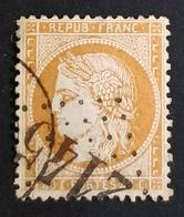 1870, Ceres, 40c Orange, France, Empire Français - 1870 Besetzung Von Paris