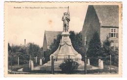 B-7567  BOCHOLT : Het Standbeeld Der Gesneuvelden ( 1914-1918 ) - Bocholt