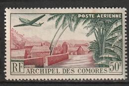 Comores Poste Aérienne N° 1 ** - Comoro Islands (1950-1975)