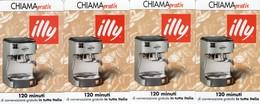 *CHIAMAGRATIS - N.437/440 - ILLY* - Serie Completa NUOVA (MINT) (DT) - Italia