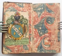 Ressources Contre L'ennui Ou Choix D'anecdotes T.1, 1771. Ex-Libris Ancien Lafabregue - Andere Verzamelingen
