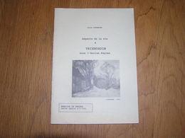 ASPECTS DE LA VIE à TRIXHOSDIN Mémoire De Neupré N° 1 1994 Régionalisme Vie Religieuse Hosden Dûché De Limbourg Tavier - Culture