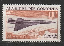 Comores Poste Aérienne N° 29 ** Avion Concorde - Comoro Islands (1950-1975)