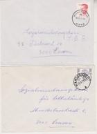 Deux Plis Oblitération 4778 MANDERFELD - Belgien
