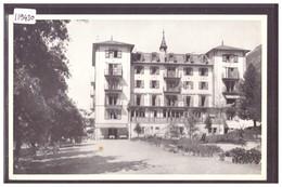 ZINAL - HOTEL DES DIABLONS - B ( PLI D'ANGLE ) - VS Valais