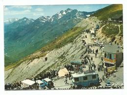 CPSM Cyclisme Tour De France Départ D' étape Route Du Pic Du Midi De Biggore - Voyagée 1985 Cliché Alpy Tarbes - Radsport