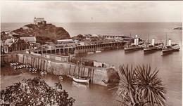 PC Ilfracombe - Pier & Lantern Hill (46799) - Ilfracombe