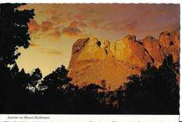 Postcard MOUNT RUSHMORE - Mount Rushmore