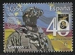 2018-ED. 5255 COMPLETA- 40 Aniversario Grupo Especial De Operaciones (G.E.O.) -USADO- - 1931-Hoy: 2ª República - ... Juan Carlos I