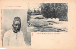CPA NATIVE OF ZANZIBAR - Ishan River-Uganda R.Mombasa - Postcards