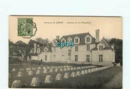 49 - JARZE - VENTE à PRIX FIXE - Château De La Péraudiére - Jardin - Cloche De Jardinier - Autres Communes