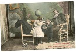 243 - La Farce à Grand Père - Grupo De Niños Y Familias