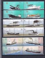 Argentina - Bateaux - Série Complète - MNH - Boten