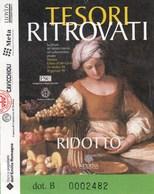 BIGLIETTO D INGRESSO-  TESORI RITROVATI -MODENA- - Toegangskaarten