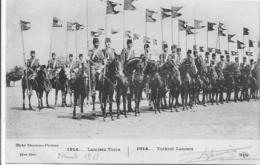 1914 LANCIERS TURCS Militaria Guerre 1914-1918 - Patriotiques