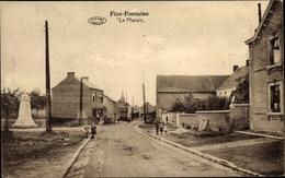 Fize Fontaine Le Marais Carte Tres Rare - Villers-le-Bouillet
