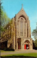 Pennsylvania Allentown Gideon F Egner Memorial Chapel Muhlenberg College - United States