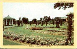 Pennsylvania Allentown Rose Gardens Dexter Press - United States