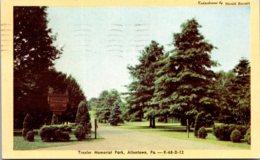Pennsylvania Allentown Trexler Memorial Park 1955 Dexter Press - United States