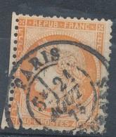 N°38 CACHET A DAYTE BELLE FRAPPE. - 1870 Besetzung Von Paris