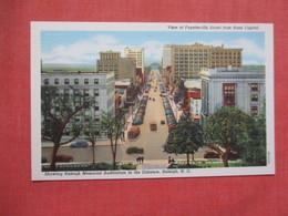 Fayetteville Street  North Carolina > Raleigh   Ref 3843 - Raleigh