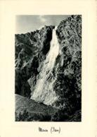 ISERE CASCADE DE LA PISSE MIZOEN  (scan Recto-verso) KEVREN0399 - Autres Communes