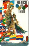 61ia 415 MEXICO 1968 - Mexiko