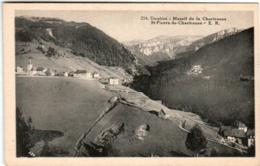 61lst 1028 CPA - MASSIF DE LA CHARTREUSE - SAINT PIERRE DE CHARTREUSE - Chartreuse