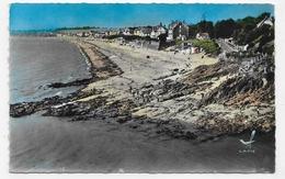 SAINT PAIR SUR MER EN 1963 - N° 44 - VUE AERIENNE Ed. LAPIE - FORMAT CPA VOYAGEE - Saint Pair Sur Mer