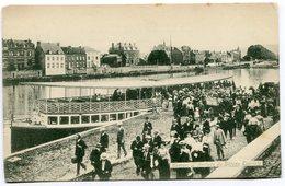 CPA - Carte Postale - Belgique - Namur - L'Arrivée Du Bateau Touriste ( MF11302) - Namur
