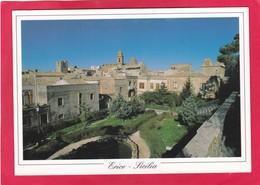 Modern Post Card Of Erice, Sicily, Italy,A49. - Otras Ciudades