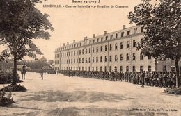 LUNEVILLE Caserne Stainville 2e Bataillon De Chasseurs - Luneville
