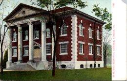 Pennsylvania Athens Spalding Memorial Library - United States
