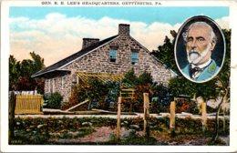 Pennsylvania Gettysburg General Robert E Lee's Headquarters - United States