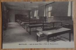 34 : Montpellier - Lycée De Jeunes Filles - Salle De Manipulations - Chimie, Biologie, Sciences... - (n°16975) - Montpellier
