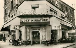 CORBEIL ESSONNES CAFE TABAC DES SPORTS GOLF MINIATURE - Corbeil Essonnes
