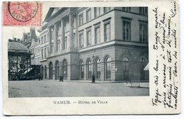 CPA - Carte Postale - Belgique - Namur - Hôtel De Ville - 1903 ( MF11306) - Namur