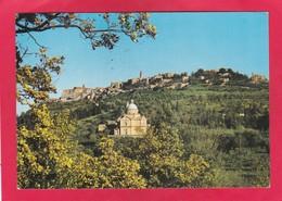 Modern Post Card Of Montepulciano, Tuscany, Italy,A50. - Italia