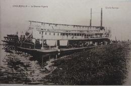 Stanleyville : Le Steamer Kigoma - Congo Belge - Autres