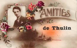 PIE-Z-LOT SDV-19-6665 : AMITIES DE THULIN. - Belgium