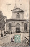 92 NANTERRE - Vue De La Facade De L'église - Nanterre